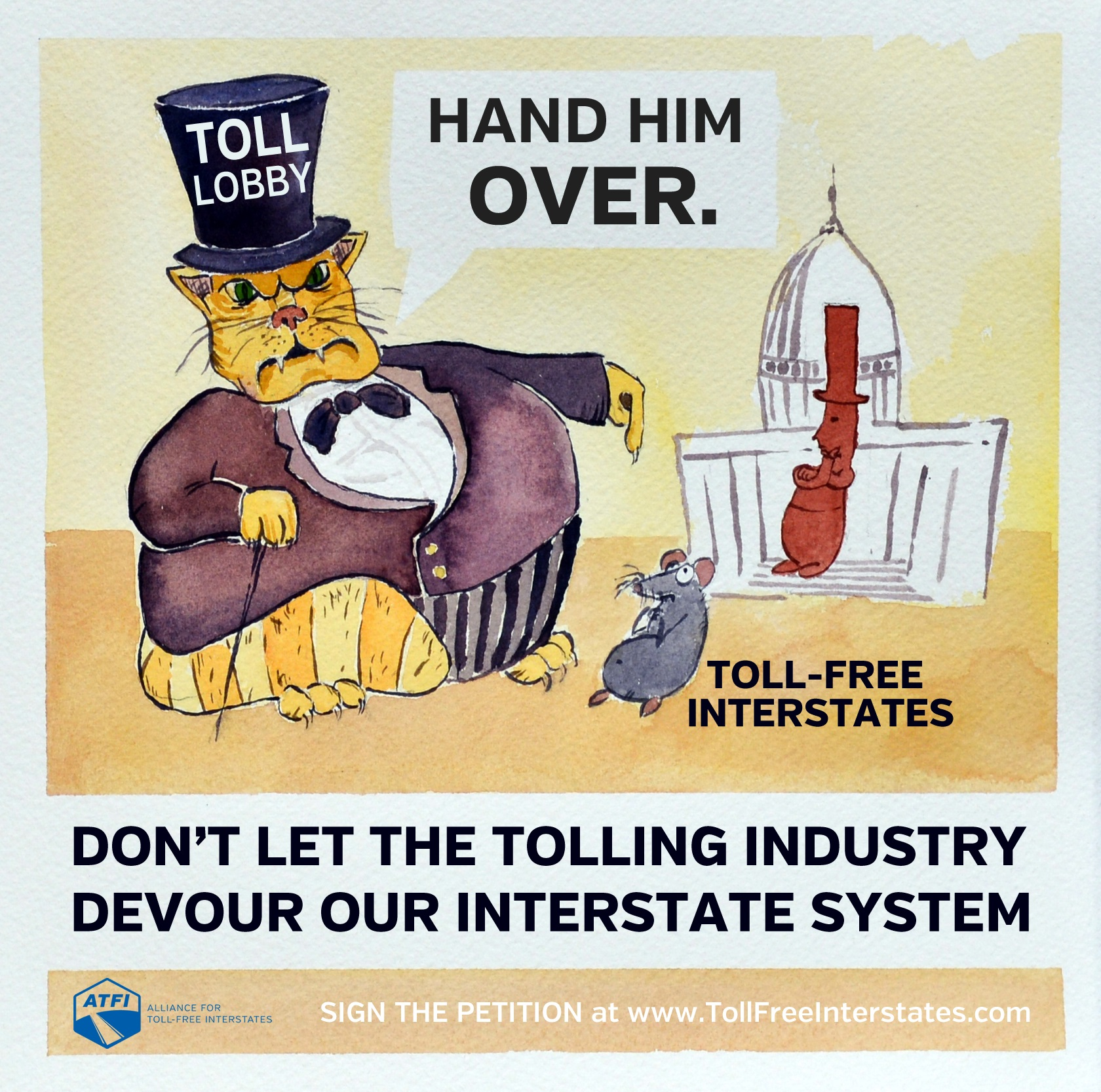 Interstate Highway Tolls