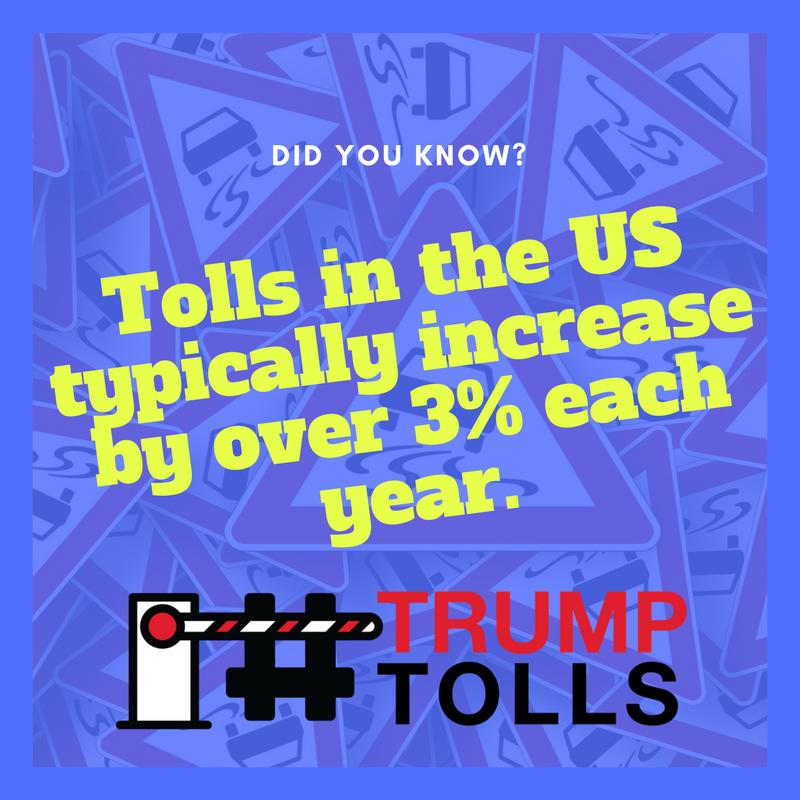 Tolls on Interstate Highways
